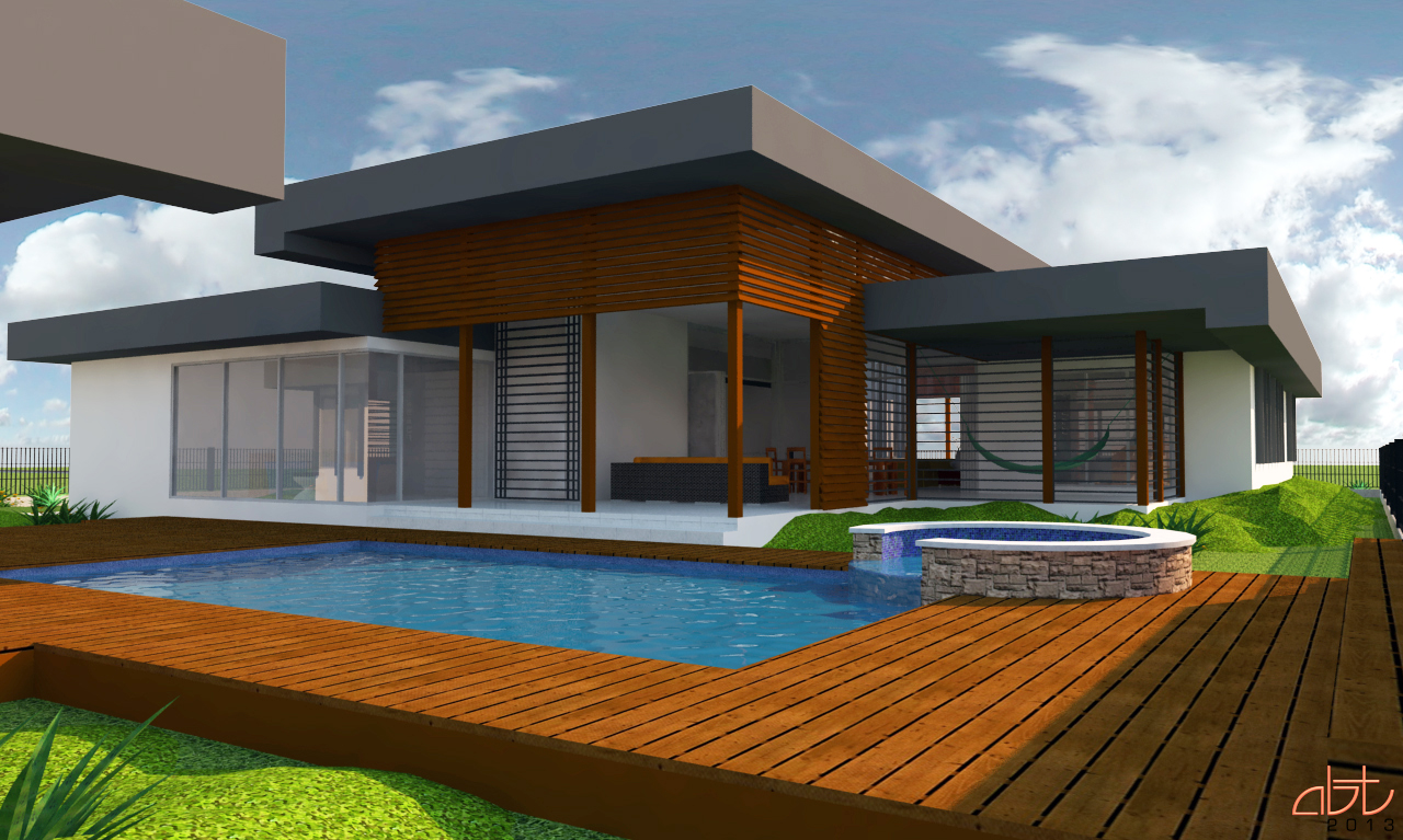 Residential Project Paramaribo - South